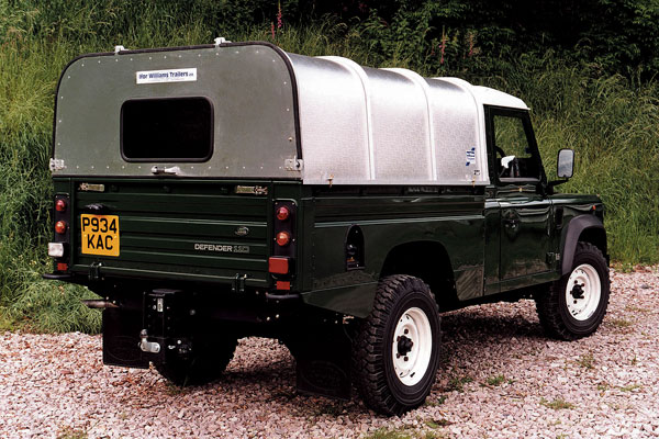 Ifor William Canopy