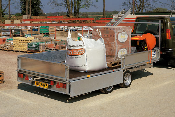 Ifor Williams Flatbed