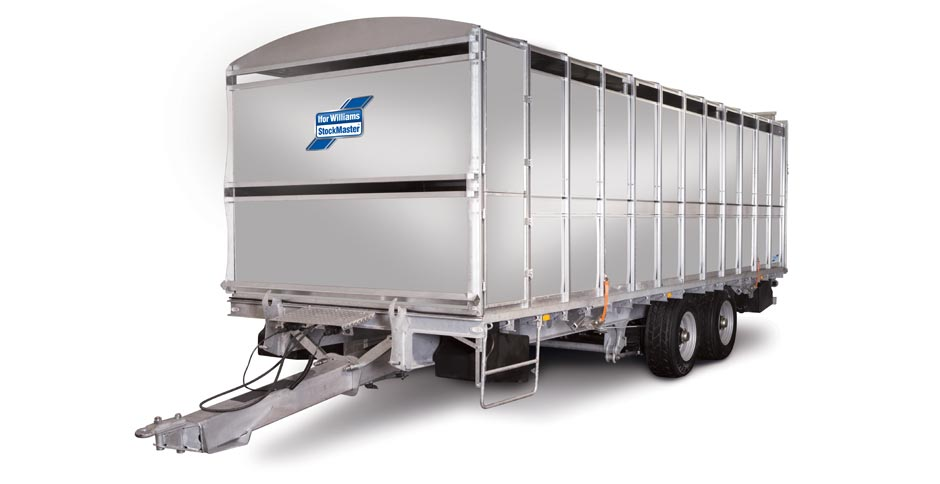 Ifor Williams StockMaster