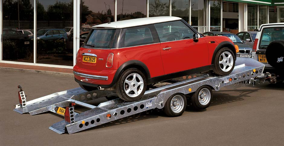 Ifor Williams CT177